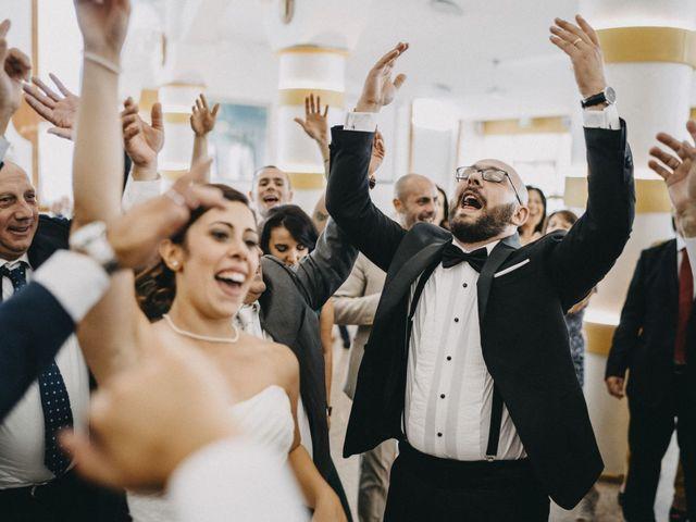 Il matrimonio di Vincenzo e Laura a Moliterno, Potenza 86