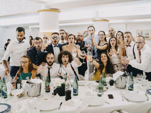 Il matrimonio di Vincenzo e Laura a Moliterno, Potenza 89