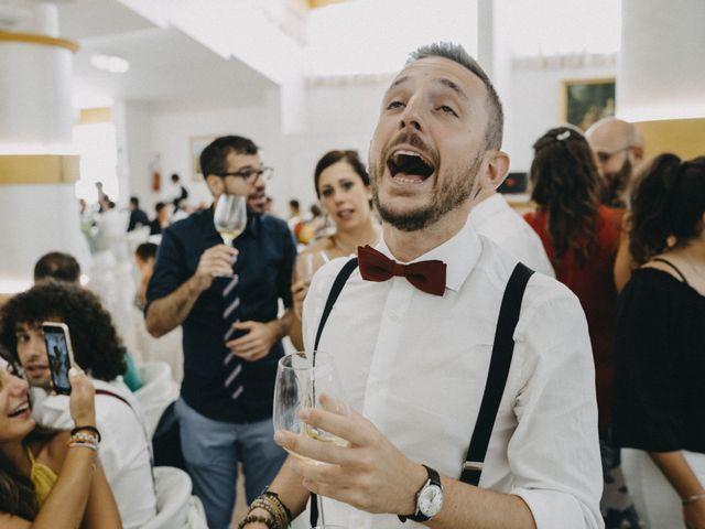Il matrimonio di Vincenzo e Laura a Moliterno, Potenza 92