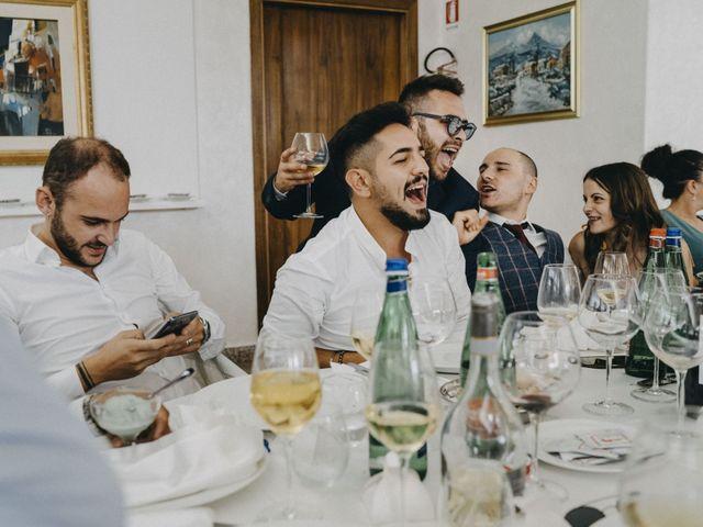 Il matrimonio di Vincenzo e Laura a Moliterno, Potenza 93