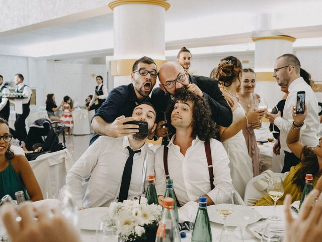 Il matrimonio di Vincenzo e Laura a Moliterno, Potenza 94