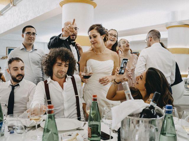 Il matrimonio di Vincenzo e Laura a Moliterno, Potenza 95