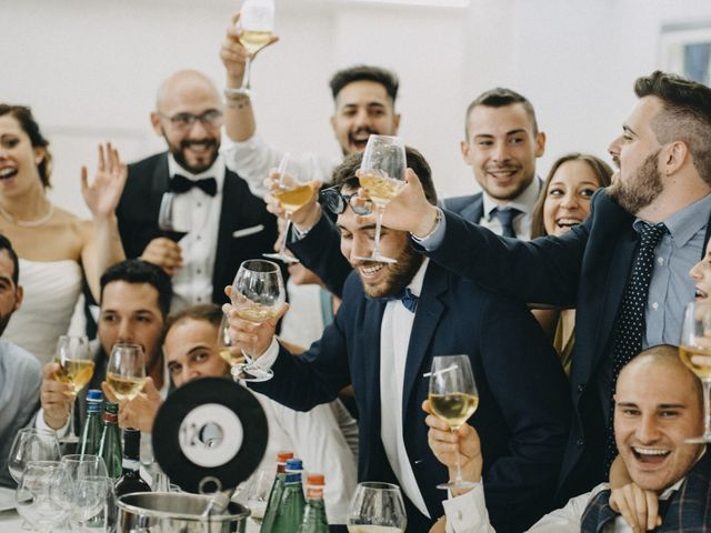 Il matrimonio di Vincenzo e Laura a Moliterno, Potenza 98