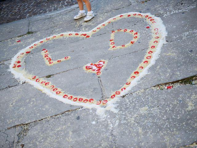 Il matrimonio di Dario e Lizzie a Comacchio, Ferrara 25