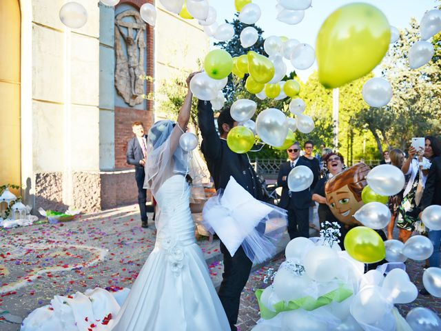 Il matrimonio di Dario e Lizzie a Comacchio, Ferrara 30