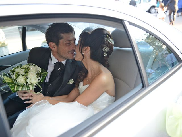 le nozze di Lizzie e Dario