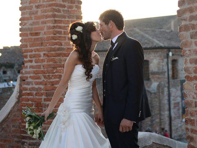 Il matrimonio di Dario e Lizzie a Comacchio, Ferrara 40