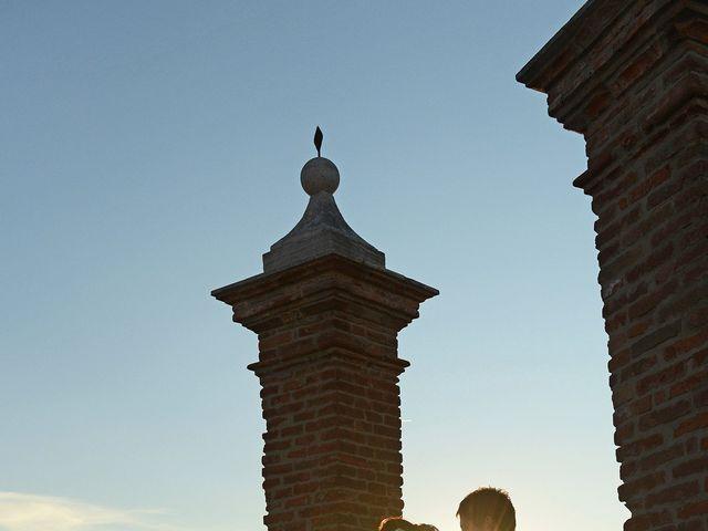 Il matrimonio di Dario e Lizzie a Comacchio, Ferrara 1