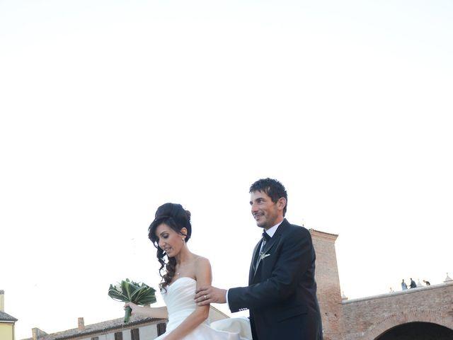 Il matrimonio di Dario e Lizzie a Comacchio, Ferrara 41