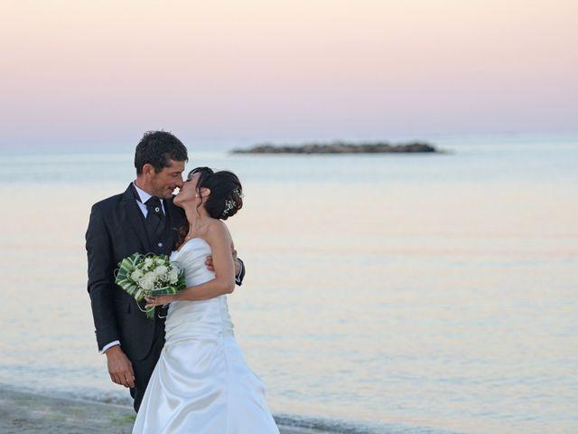 Il matrimonio di Dario e Lizzie a Comacchio, Ferrara 2