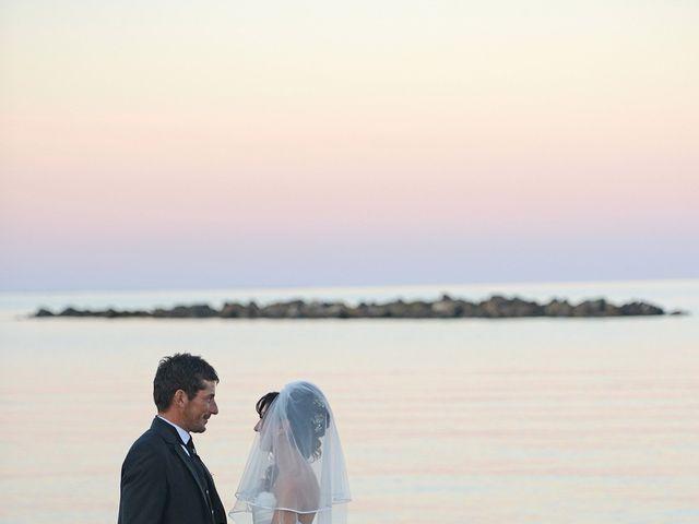 Il matrimonio di Dario e Lizzie a Comacchio, Ferrara 45
