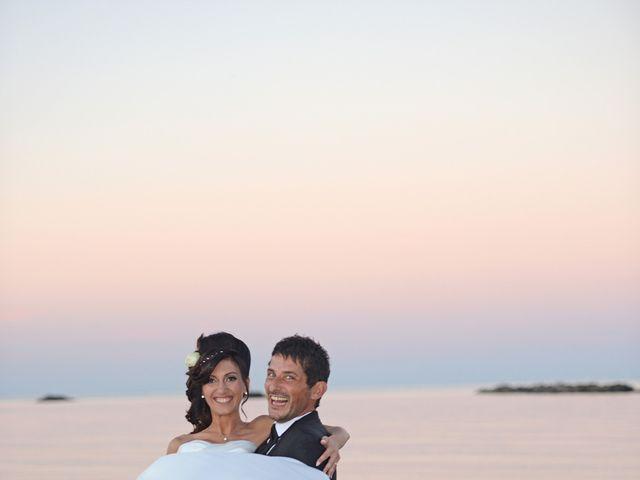 Il matrimonio di Dario e Lizzie a Comacchio, Ferrara 48