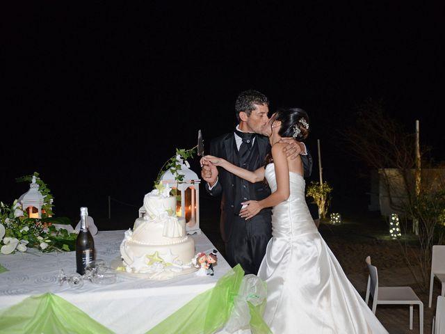 Il matrimonio di Dario e Lizzie a Comacchio, Ferrara 62