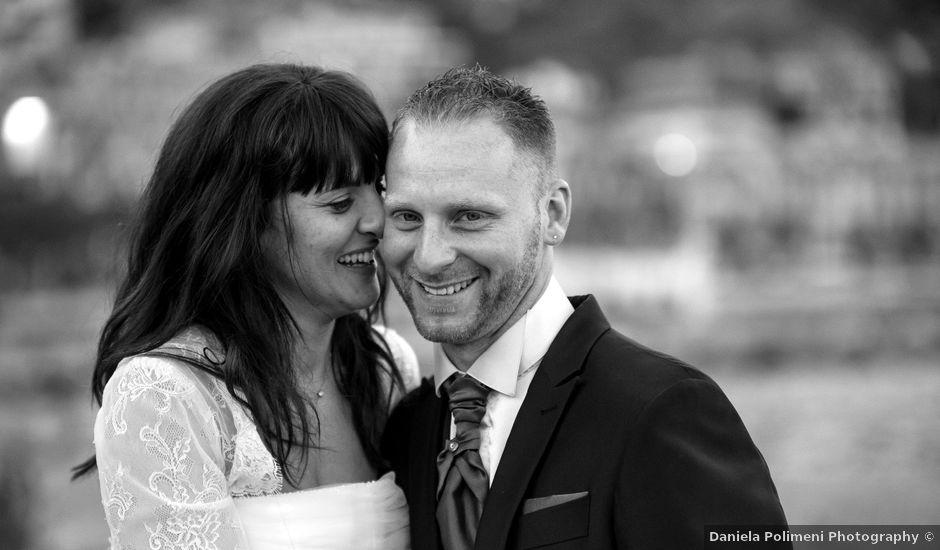 Il matrimonio di Daniele e Francesca a Rapallo, Genova