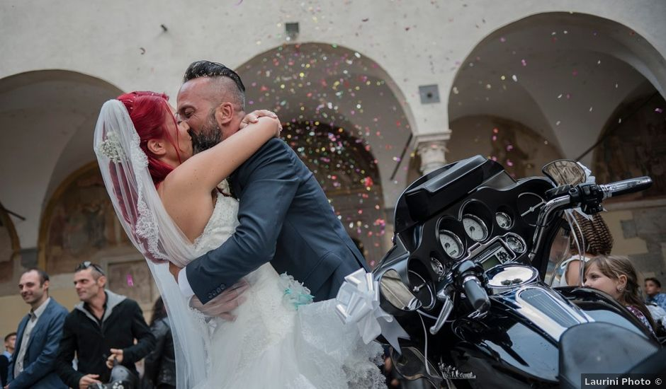 Il matrimonio di Maurizio e Tiziana a Canino, Viterbo
