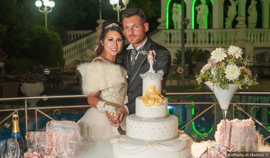 Il matrimonio di Ciro e Tonia a Terzigno, Napoli