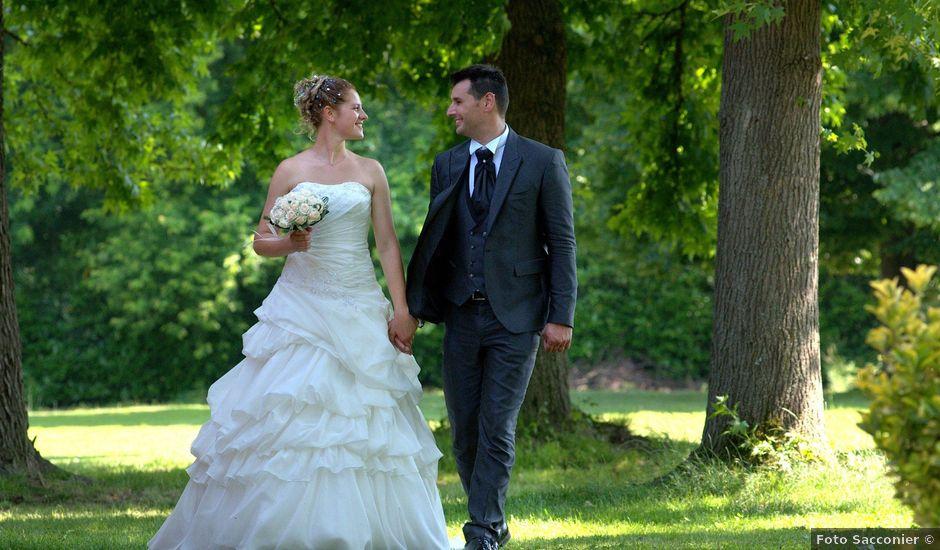 Il matrimonio di Marco e Claudia a San Giorgio Canavese, Torino