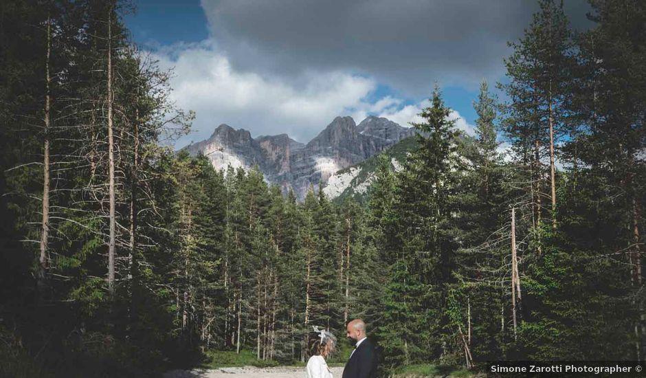 Il matrimonio di Valentina e Michele a Corvara in Badia- Corvara, Bolzano