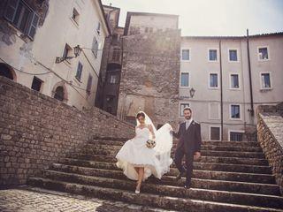 Le nozze di Valentina e Tiziano