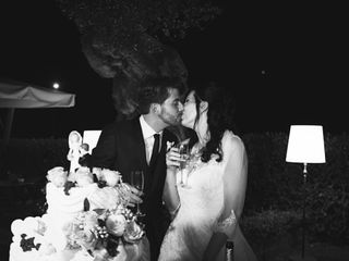 Le nozze di Rossana e Daniele