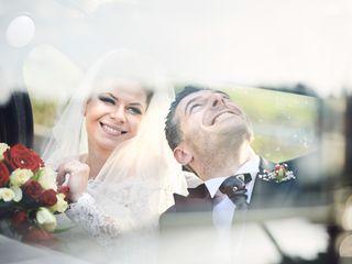 Le nozze di Carolina e Francesco