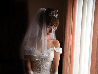 Le nozze di Giovanni e Claudia 1