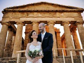 Le nozze di Massimo e Maria