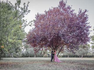 Le nozze di Tom e Patrizia