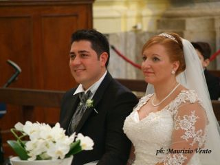Le nozze di Giuseppe e Cecilia