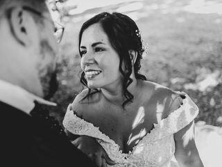 Le nozze di Emanuele e Evilyn