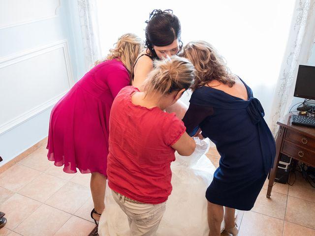 Il matrimonio di Daniele e Rossana a Rimini, Rimini 16