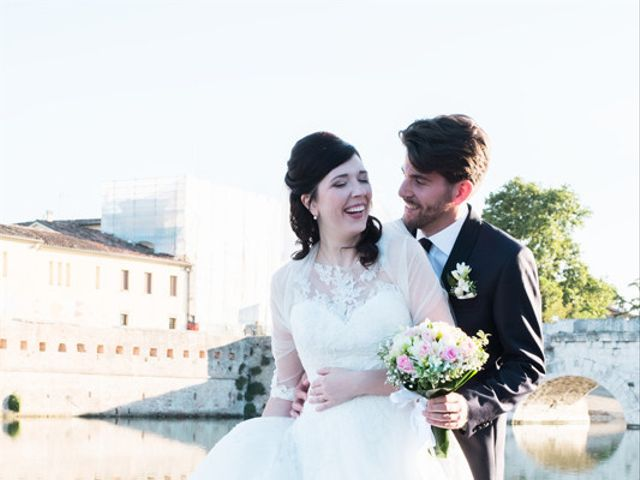 Il matrimonio di Daniele e Rossana a Rimini, Rimini 22