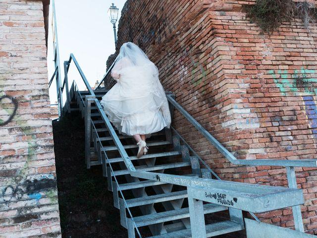 Il matrimonio di Daniele e Rossana a Rimini, Rimini 24