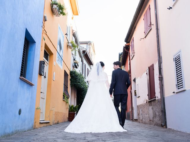 Il matrimonio di Daniele e Rossana a Rimini, Rimini 26