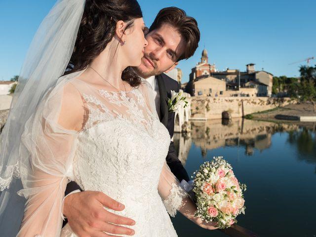 Il matrimonio di Daniele e Rossana a Rimini, Rimini 27