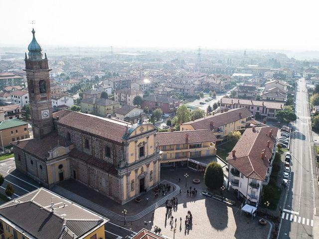 Il matrimonio di Alessandro e Jennifer a Bergamo, Bergamo 56