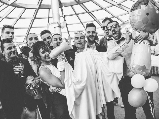 Il matrimonio di Alessandro e Jennifer a Bergamo, Bergamo 109
