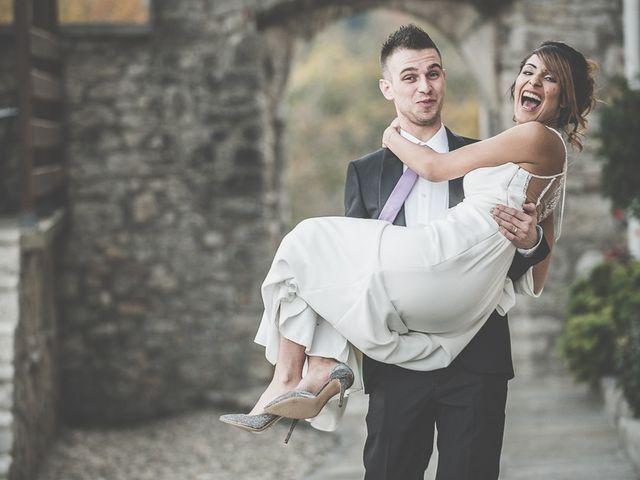 Il matrimonio di Alessandro e Jennifer a Bergamo, Bergamo 113