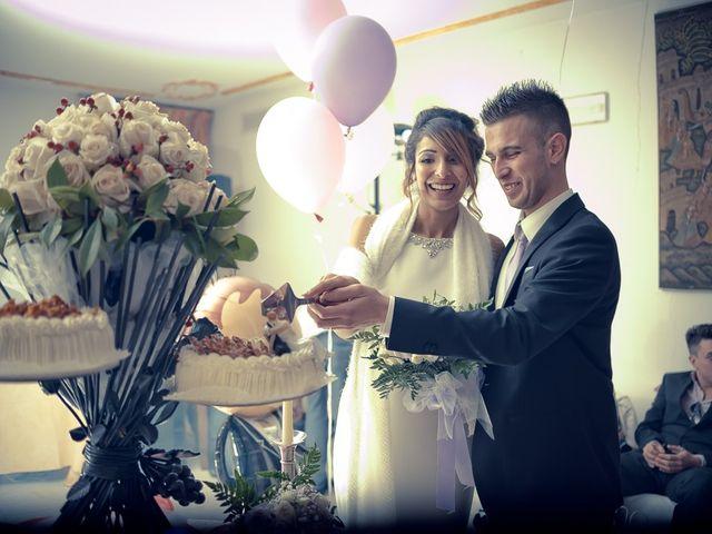 Il matrimonio di Alessandro e Jennifer a Bergamo, Bergamo 142