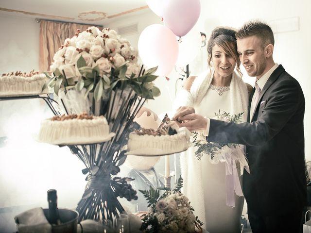 Il matrimonio di Alessandro e Jennifer a Bergamo, Bergamo 203