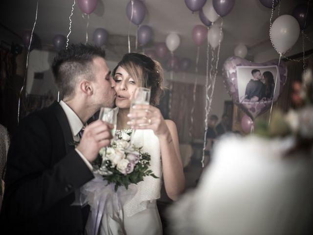 Il matrimonio di Alessandro e Jennifer a Bergamo, Bergamo 147