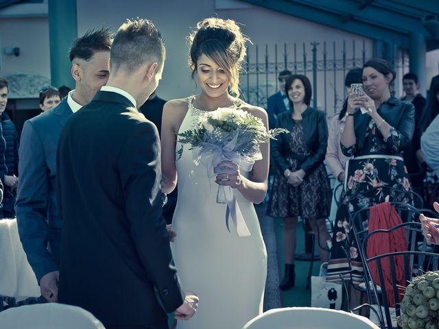 Il matrimonio di Alessandro e Jennifer a Bergamo, Bergamo 85