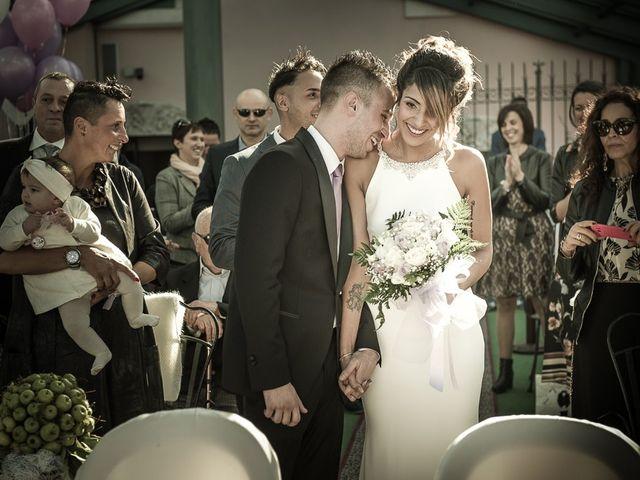 Il matrimonio di Alessandro e Jennifer a Bergamo, Bergamo 125