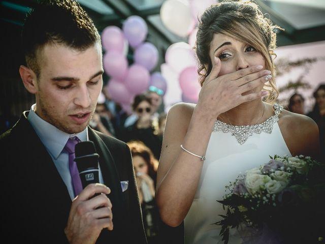 Il matrimonio di Alessandro e Jennifer a Bergamo, Bergamo 129