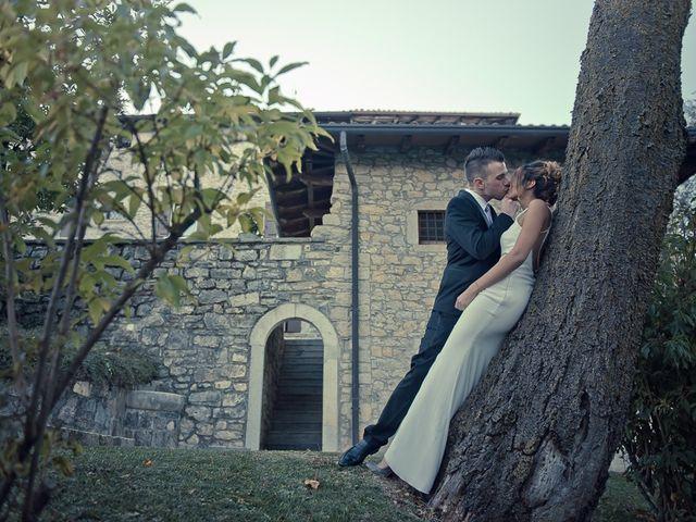 Il matrimonio di Alessandro e Jennifer a Bergamo, Bergamo 182