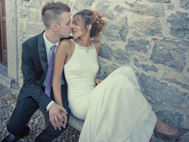 Il matrimonio di Alessandro e Jennifer a Bergamo, Bergamo 189