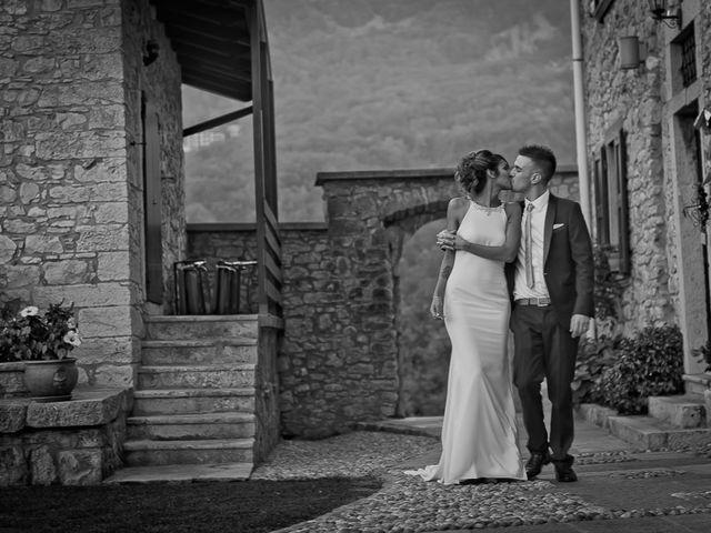 Il matrimonio di Alessandro e Jennifer a Bergamo, Bergamo 193