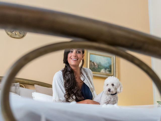 Il matrimonio di Domenico e Jessica a Cava de' Tirreni, Salerno 5