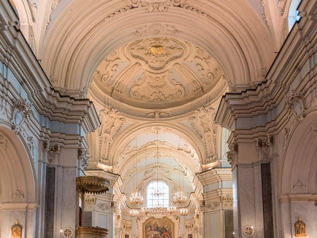 Il matrimonio di Domenico e Jessica a Cava de' Tirreni, Salerno 8