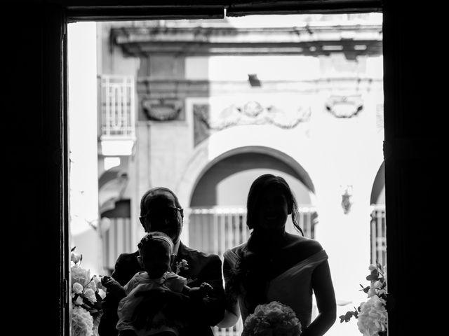 Il matrimonio di Domenico e Jessica a Cava de' Tirreni, Salerno 10